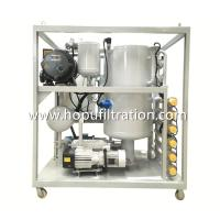 Buy cheap FR3 Vegetable Transformer Oil Filtration Plant, Silicon Oil Purifier, Processing  FR3 fire-resistant green dielectric product