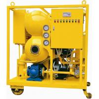 Mobile High Vacuum Transformer Oil Purification Treatment Systems