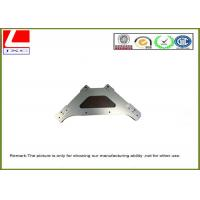 Buy cheap CNC Aluminium Milling Services Front Plate / AL7075 Precision Machined Parts from Wholesalers