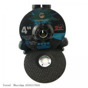 Buy cheap Grinder Grassland 4'' Mpa Certificate Inox Cutting Discs product