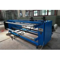 Buy cheap Automatic Non Woven Fabrics Rewinding Machine And Cutting Machine With 1000 Length product