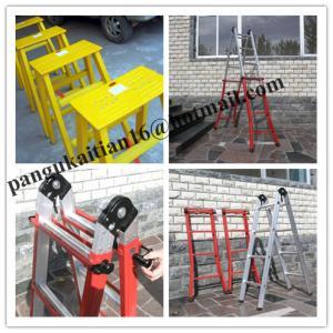 Buy cheap Life Safe ladder&fiberglass material&Insulation ladder product