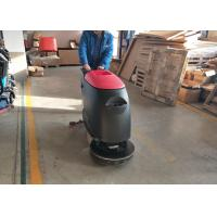 Buy cheap Safety Seats Industrial Floor Cleaning Machines For Workshop / Automatic Floor Scrubber product