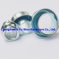 """Buy cheap High quality zinc plated steel flared and split ferrule/insert from 3/8"""" to 4"""" product"""
