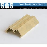 Buy cheap Qualified Brass Extrusions for Customized Brass Hardware Parts product
