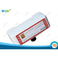 PVC Line White CIJ Ink Anti Migration Communications Industry MSDS Approve