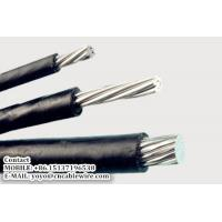 China Aerial Insulated Cables with Rated Voltage 1 kV or Lower on sale