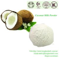 Buy cheap Pure Natural Coconut Milk Powder For Drink product