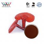 Buy cheap Red Reishi Mushroom Extract Ganoderma Lucidum Powder For Function Food product