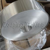 lacquered aluminum coil for medical bottle caps