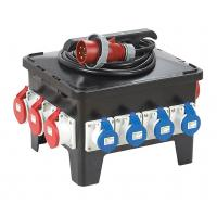 Overcurrent Protection Portable Distribution Box IP66 Weather Proof