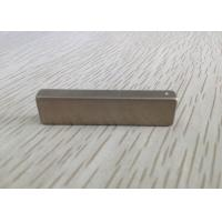 Buy cheap ISO 9001 Practical Grade N52 Neodymium Magnets Used In Car Wind Energy / Speaker product