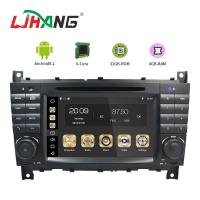 Buy cheap 7 Inch Touch Screen Mercedes Benz DVD Player With Multimedia Player product