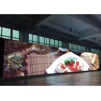 Buy cheap Small Pixel Pitch P2 Smd Led Display Hd Video Wall 4k For Indoor Stage Background product