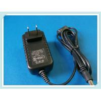 Buy cheap USA Style 12VDC 1.5A AC Power Adapters , international power adaptors product