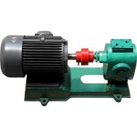 Buy cheap heat jacket asphalt gear pump industrial pump high viscous fluid pump bitumen pump product