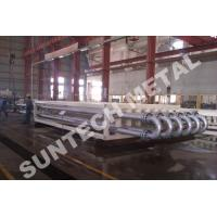 Buy cheap Chemical Processing Equipment Alloy C-22 Tubular Reactor for Food product