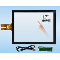 Buy cheap 10.4 To 65 Inch G+G / G+FF Projected Capacitive Touch Screen Panel with USB interface product