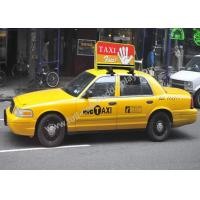 Buy cheap High Brightness LED Taxi Sign Backside Maintenance 320mm×160mm product