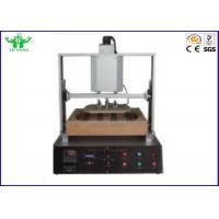 Buy cheap Furniture Spring Durability Testing Machine 400 W ±0.2 mm Precision product