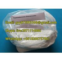 Buy cheap 99.96% Purity Muscle Building Steroids , White Powdery Testosterone Decanoate product