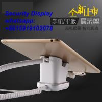COMER mobile phone security stand with alarm systems