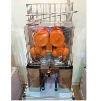 China Stainless Steel Industrial Orange Juice Extractor Machine Squeeze Style With Tap on sale