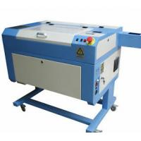 Buy cheap HIGH Precise CO2 Laser Engraving Cutting Machine , 60w CO2 Laser Cutter For Gift Package Box product