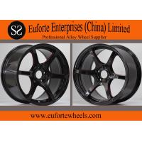 Buy cheap 17 inch Black Machine Elegant  Tuning Wheels With Aluminum Alloy product
