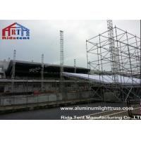 Spigot Square Aluminum Light Truss, Ground Support Truss System RIDATENT
