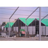 Buy cheap 1000 Sqm Clear Span Industrial Warehouse Tent with Glass Walls for Outdoor Events from wholesalers
