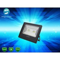 Buy cheap High Lumen Industrial Outdoor LED Flood Lights , Slim 100W Warm White LED Flood Light IP65 from Wholesalers