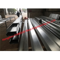 Buy cheap Galvanized Steel Purlins Cee Channel with 5052-H36 Aluminum Alloy Balustrade Frameworks from wholesalers