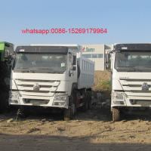 Buy cheap SINOTRUK HOWO 336hp horsepower 6x4 10 tires 25 ton dump truck product