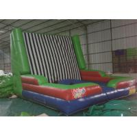 Buy cheap Magic Outside Inflatable  Wall Rentals Blow Up Games For Kids product
