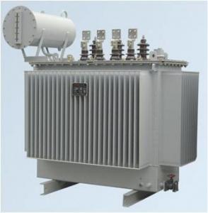 Low loss, low noise, high short circuit strength Power transformer(35kV)