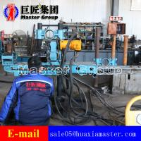Buy cheap KY-6075 Full Hydraulic Wire Rope Coring Drilling Rig  For Metal Mine product