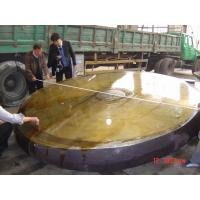 Buy cheap Heavy Steel Plate Forged Disk Super Alloy 300mm - 3000mm Width from Wholesalers