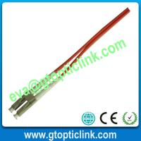 Buy cheap Simplex Multimode LC Fiber Optical Patch Cord product
