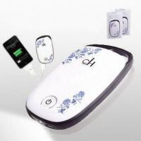 Buy cheap 2013 New High-quality Whole Sale Mobile Power Bank, Power Charger Anywhere, with 5,200/8,400mAh product