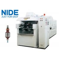Buy cheap Adjustable Pitch Automatic trickle impregnation machine / Armature trickling machine from wholesalers