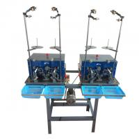 Buy cheap Auto Embroidery Thread Winding Machine 4 Spindle CE Certification 87KG product