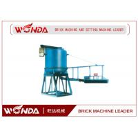 Buy cheap JBG - 4 Fixed And Movable Casting Machine / Pulper Autoclave Aerated Concrete Block product