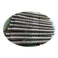 Buy cheap PP PE Plastic Injection Screw Molding Machine Screw And Barrel Accessories product
