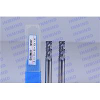 Buy cheap Middle / Low Speed Roughing End Mills With Tungsten Carbide Material SGS product