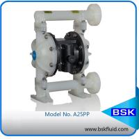 Buy cheap PTFE Vacuum Low Pressure Diaphragm Pump Printing Ink Plastic Products product