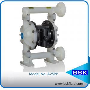 Buy cheap Self Priming Pneumatic Diaphragm Pump 1.5 Air Diaphragm Pump Low Air Pressure product