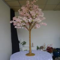 Buy cheap Artificial Cherry Blossom Tree Landscape decorative cherry flower tree on hot sale product
