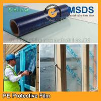 Buy cheap Uv Blocking Window Glass Covering Film , Scratch Resistant Film For Glass Anti - Aging product
