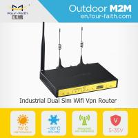 Buy cheap F3B32 wireless modem network routers 3g load balance dual sim card router product